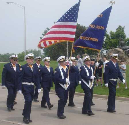 Memorial Day Parade Honorguard