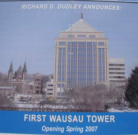 Artist Rendering of the Dudley Building