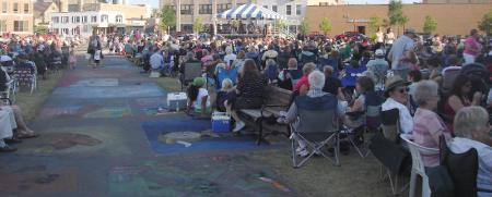 Concert on the Square