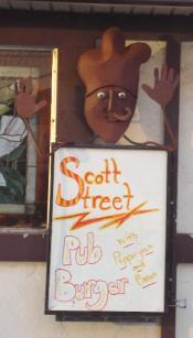 Scott Street Pub Specials