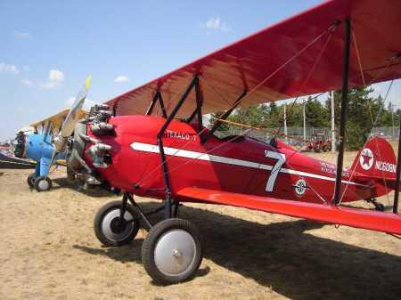 Nice Biplane!