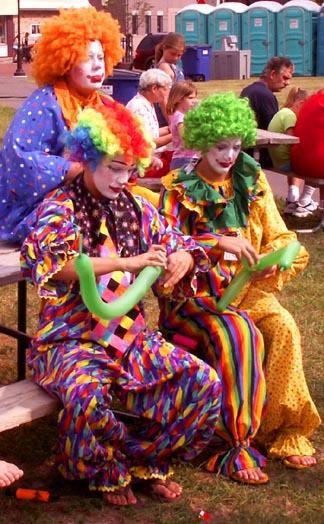 DCE Clown Troupe
